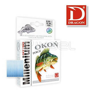 Леска DRAGON MILLENIUM ОКУНЬ 0,18 мм, 225 м*