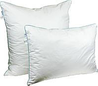 Подушка 50х70 силиконовая (ткань тик)