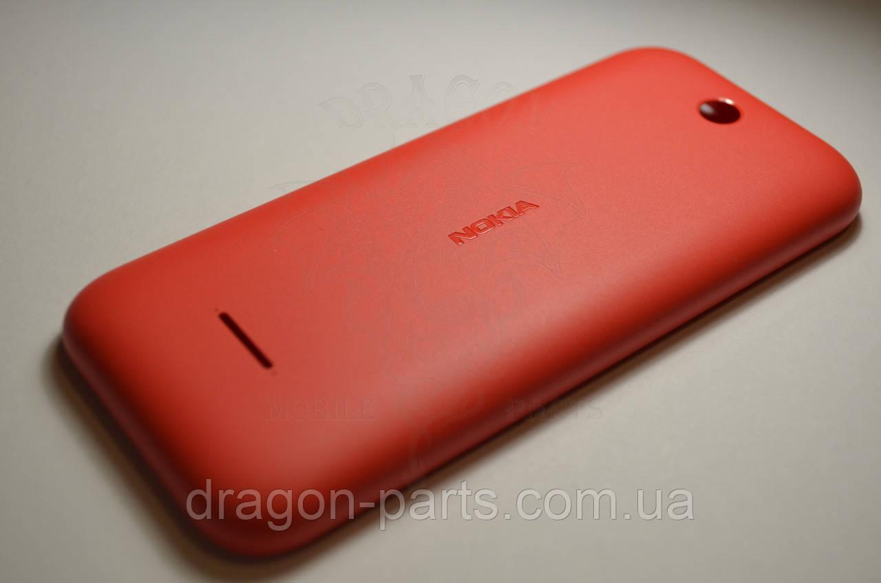 Задняя крышка  Nokia  225 красная оригинал , 9448781