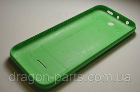 Задняя крышка  Nokia  225 зелёная оригинал , 9448783, фото 2