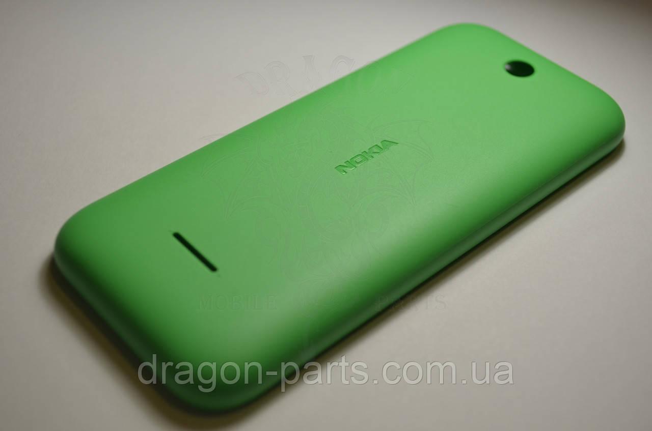 Задняя крышка  Nokia  225 зелёная оригинал , 9448783