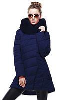 Женская курточка с удлененой спинкой