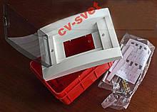 Розподільний щиток Viko (Бокс Box) 6 модулів прихованої установки