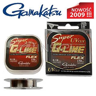Леска GAMAKATSU G-LINE FLEX 0,28 мм 150 м