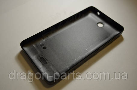 Задняя крышка  Microsoft Lumia 430 черная оригинал , 8003541, фото 2
