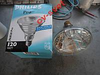 Лампа-Прожектор тепловая Philips PAR38 120W икзк