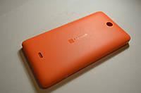 Задняя крышка  Microsoft Lumia 430 оранжевая оригинал , 8003542