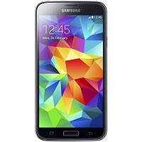 Samsung G900H Galaxy S5 16GB  (Charcoal Black), фото 1