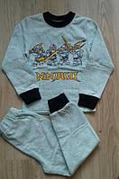 Детская пижама для мальчика на байке