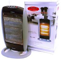 Тепловентилятор Wimpex QUARTZ HEATER WX-455 галоген, электрический обогреватель, тепловентилятор для дома