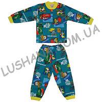 Пижама Манжеты на рост 74-80 см - Кулир