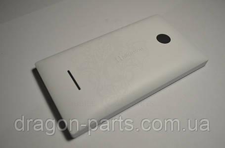 Задняя крышка  Microsoft Lumia 435 белая оригинал , 02508T7, фото 2