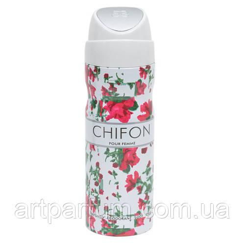 Дезодорант для женщин Chifon Emper 200мл део