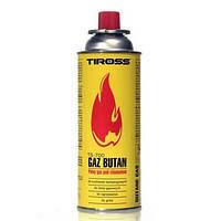Штоковый газовый баллон Tiross TS-700