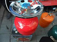 Газовый баллон на 5 литров с горелкой (примус)
