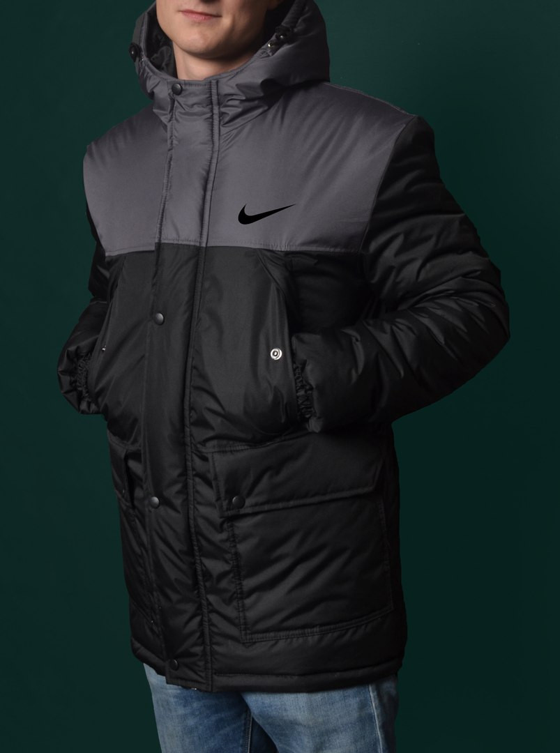 9ed8e7c8 Парка мужская зимняя,куртка зимняя найк,Nike Winter Parka Jacket, цена 1  150 грн., купить в Киеве — Prom.ua (ID#386711937)