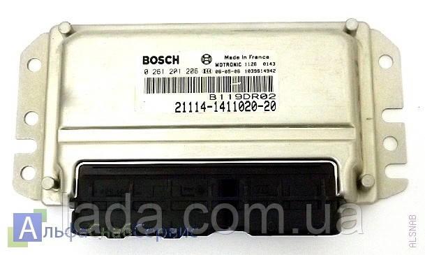 ЭБУ Bosch 21114-1411020-20