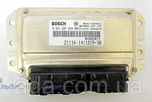 ЭБУ Bosch 21114-1411020-30