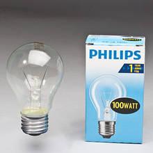 Лампа розжарювання Philips 100w A55 E27 прозора