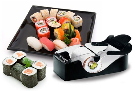 Машинка для приготовления роллов и суши Roll Sushi