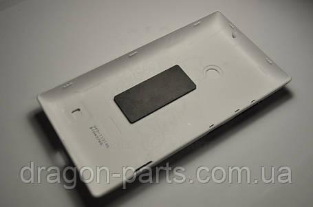 Задняя крышка  Nokia Lumia 520 белая оригинал , 02502Z7, фото 2