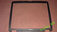 """Рамка матрицы 15"""" Toshiba A60 A65"""