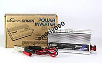 Преобразователь напряжения(инвертор) 12-220V 1500W