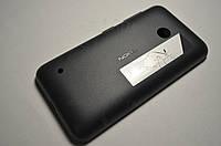 Задняя крышка  Nokia Lumia 530 серая оригинал , 02507L0