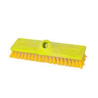 Щетка SuperiorMix для пола поливинилхлорид 24см желтый
