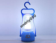 Фонарь кемпинговый аккумуляторный 3312 Лампа