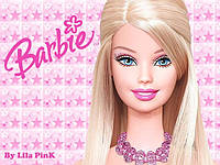 Барби 3 Вафельная картинка