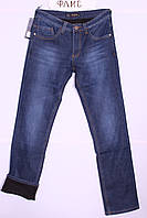 Мужские джинсы утепленные Gotye (код 8094).