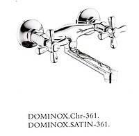 Смеситель настенный для кухни Haiba Dominox 361