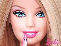 Барби 7 Вафельная картинка