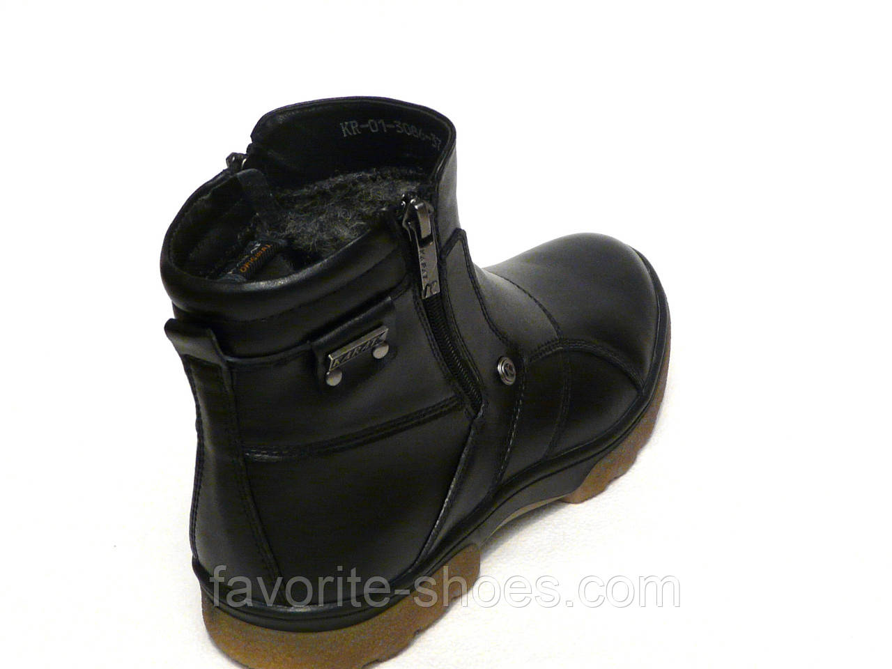 Зимові черевики підліток Karat