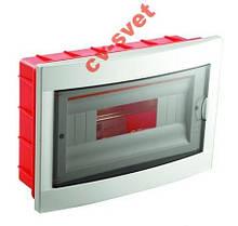 Розподільний щиток Viko (Бокс Box) 18 модулів прихованої установки