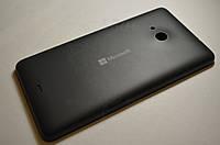 Задняя крышка  Microsoft Lumia 535 серая оригинал , 8003484