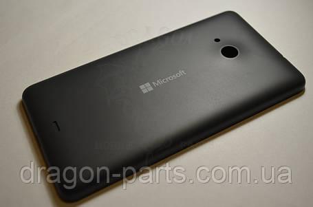 Задняя крышка  Microsoft Lumia 535 серая оригинал , 8003484, фото 2