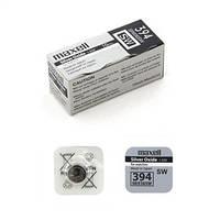 Батарейки Maxell SR936SW  (394) серебро