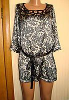 Блуза Туника Elegance (Размер 50 (L))