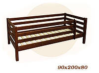 Кровать деревянная Л-135 (ЛК-135)