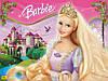 Барби 12 Вафельная картинка