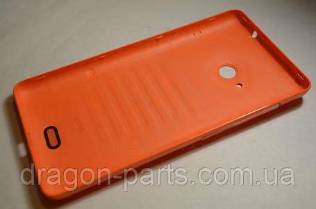 Задняя крышка  Microsoft Lumia 535 оранжевая оригинал , 8003488, фото 2
