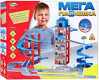 Детский гараж 922-5 Мега парковка 6 этажей