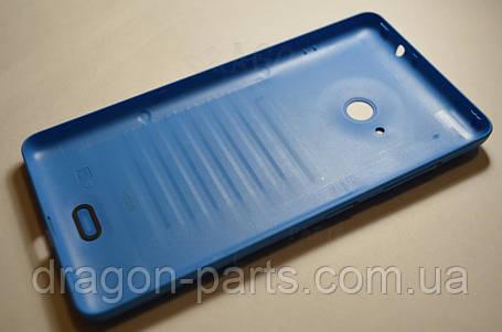 Задняя крышка  Microsoft Lumia 535 синяя оригинал , 8003485, фото 2
