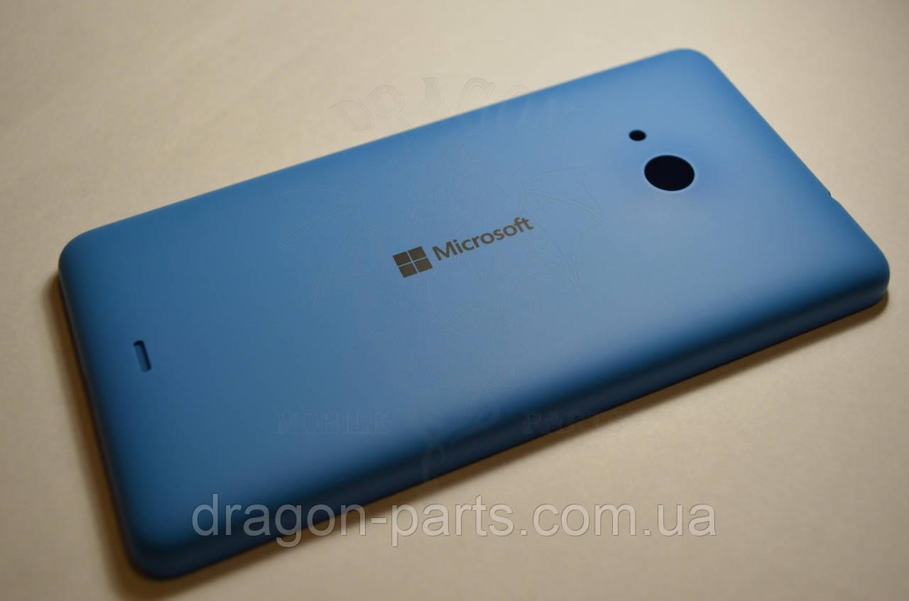 Задняя крышка  Microsoft Lumia 535 синяя оригинал , 8003485