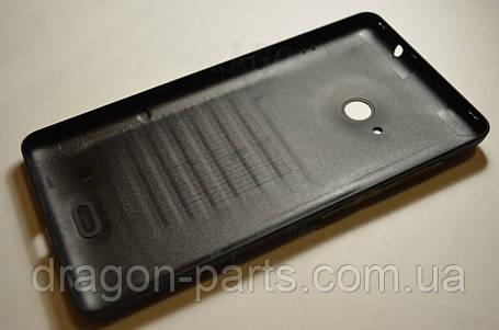 Задняя крышка  Microsoft Lumia 535 черная оригинал , 8003489, фото 2