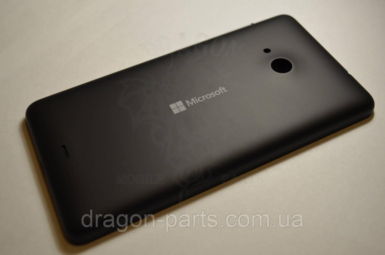 Задняя крышка  Microsoft Lumia 535 черная оригинал , 8003489
