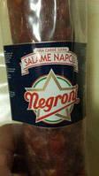 Салямі Негроні Salame Napoli Negroni