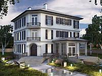 Проектирование коттеджей и гостиниц.